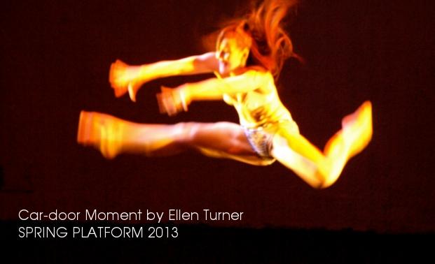 Ellen Turner Car-door Moment